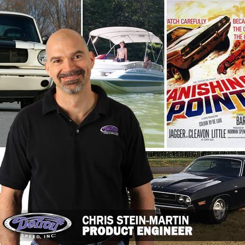 Chris Stein-Martin